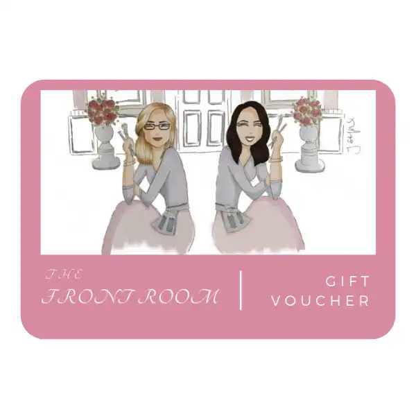 The Front Room Gift Voucher
