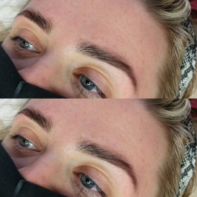 HD Brows Example 2